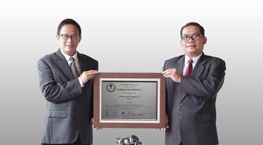 (Pencatatan saham PT Nusa Palapa Gemilang Tbk/NPGF. Dok BEI)