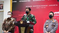 Panglima Tentara Nasional Indonesia (TNI) Marsekal Hadi Tjahjanto. Dok Kemenkoperekonomian