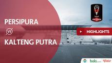 Berita video Kalteng Putra berhasil mengalahkan Persipura pada pertandingan Piala Presiden 2019 dengan hasil akhir 1-3.