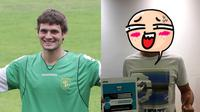Ingat Marcelo Cirelli Bek Persebaya di ISL 2010? Ini 6 Potret Terbarunya Jadi Pelatih (sumber: Instagram.com/juanmarcelocirelli)