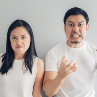 Tantangan dalam hubungan./Copyright shutterstock.com
