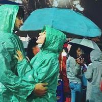 Ammar Zoni dan Irish Bella mesra (Instagram/ammarzoni)