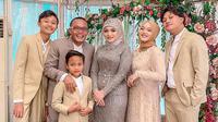 Nathalie Holscher dan Sule kini sudah resmi menikah. Keduanya melangsungkan pernikahan pada Minggu (15/11/2020) di kawasan Jatisampurna, Bekasi, Jawa Barat. (Instagram/kaarabride)