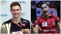 Carolina Marin dan Viktor Axelsen telah menginspirasi generasi muda Eropa untuk menggeluti bulutangkis. (The Hindustan Times)