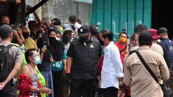 Lebih 2 Juta Penduduk Indonesia Divaksinasi Covid-19 pada Jumat Kemarin