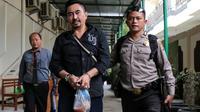 Sidang Aa Gatot Brajamusti di PN Selatan (Adrian Putra/bintang.com)