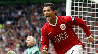 Manchester United, Penjualan Termahal, Cristiano Ronaldo