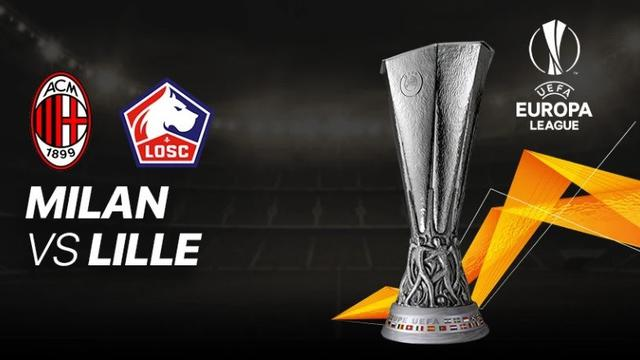 Link Live Streaming Liga Europa Ac Milan Vs Lille Dunia Bola Com