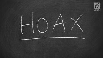 Simak 6 Hoaks Sepekan, dari Covid-19 sampai Internet