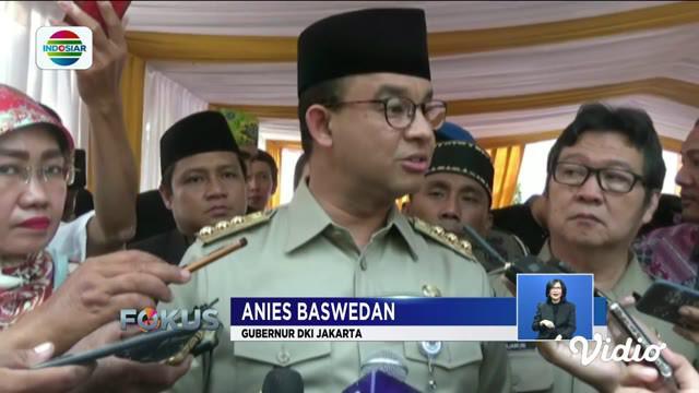 Sorotan timbul karena berdasarkan alat pemantau Pemerintah Provinsi DKI Jakarta kawasan Jakarta Selatan.