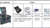Alat pendeteksi portabel yang cepat untuk Virus Corona baru dari Wuhan. (Xinhua/Universitas Ilmu Pengetahuan dan Teknologi Hong Kong)
