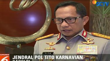 Kapolri Jenderal Polisi Tito Karnavian menanggapi serius maraknya kasus kejahatan jalanan yang terjadi di Ibu Kota.