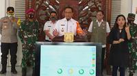 Gubernur DKI Jakarta perpanjang masa PSBB Transisi Jakarta. (Istimewa)