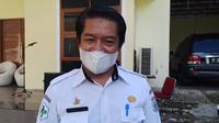 Kepala Dinas Kesehatan Suawesi Barat, drg Asran Masdy (Liputan6.com/Abdul Rajab Umar)
