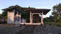 Komplek makam keramat Syeh Magribi di Bangkalan Madura (Liputan6.com / Musthofa Aldo)