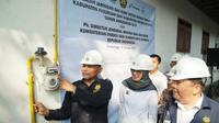 Peresmian jaringan gas bumi untuk rumah tangga di Kabupaten Pasuruan dan Kabupaten Probolinggo Tahun Anggaran 2019. (Foto: Liputan6.com/Dian Kurniawan)