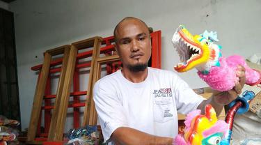Curhat Perajin Terompet Cirebon Jelang Pergantian Tahun