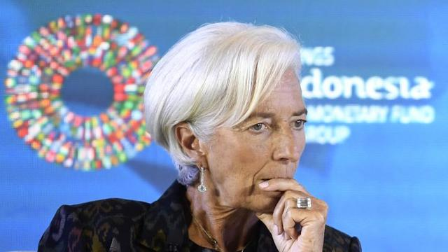 Bos IMF Puji Pidato Game of Thrones Presiden Jokowi