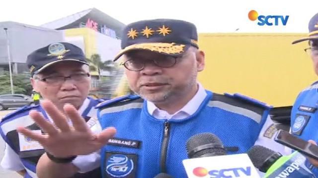 Berhasil menerapkan sistem ganjil genap Tol Bekasi Barat dan Timur, adan Pengelola Transportasi Jabodetabek mengusulkan sistem jalan berbayar atau ERP ke Jakarta.