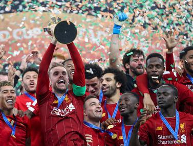 Liverpool Vs Flamengo