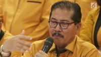 Plt Ketua Umum Partai Hanura Marsekal Madya (Purn) Daryatmo (Liputan6.com/Johan Tallo)