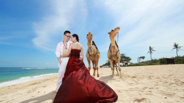 10 Tempat Foto Pre Wedding Paling Keren