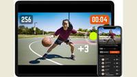 Aplikasi HomeCourt, kerja sama NBA dengan NEX Team Inc. (Istimewa)