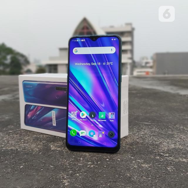 Review Realme 5 Pro Smartphone Rp 3 Jutaan Dengan Ram 8gb Dan Kamera 48mp Tekno Liputan6 Com