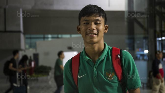 Piala AFC Usai, Striker Timnas U16 Fokus Pemulihan Cedera  Indonesia Bola.com