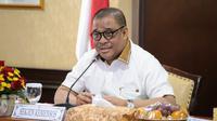 Sekretaris Jenderal Kemensos RI Hartono Laras. (Ist)