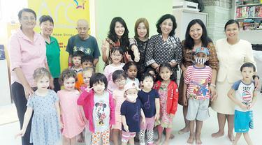 Dharma Wanita Persatuan KBRI Singapura (DWP KBRI Singapura)
