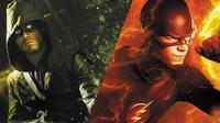 Penggarap serial Arrow dan The Flash mengkonfirmasi bahwa kedua karakter itu nantinya bakal bertatap muka dengan Supergirl.