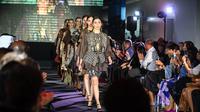 Fashion Show Indonesian Batik Fashion Show di Beograd Jumat (20/9/2019) (Liputan6.com/KBRI Beograd)