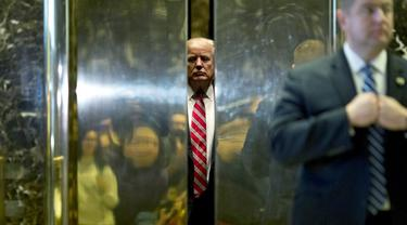 Eks Tim Kampanye Trump Bocorkan Soal Rusia ke Diplomat Australia