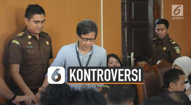 Rocky Gerung kembali tuai kontroversi usai menyebut Presiden Jokowi tidak paham Pancasila di acara ILC.