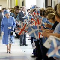 Ratu Elizabeth. Sumber foto: Instagram Royal Family.
