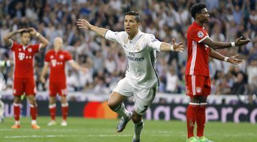 Real Madrid, Bayern Munchen, Liga Champions