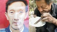 Kisah Anak Cari Ayahnya yang Hilang, Ditemukan Jadi Gelandangan di TikTok (Sumber: The Sun)