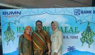 Marissa Tri Handayani, Relationship Manager (RM) Kredit PT Bank Rakyat Indonesia Tbk atau BRI Kanwil Balikpapan (kanan). Foto: Istimewa