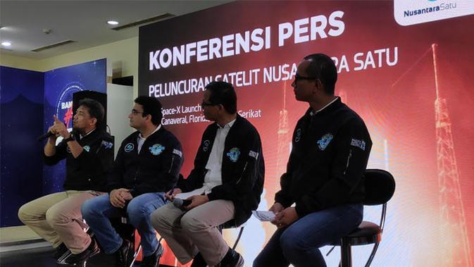 Satelit Nusantara Satu. Dok: PSN