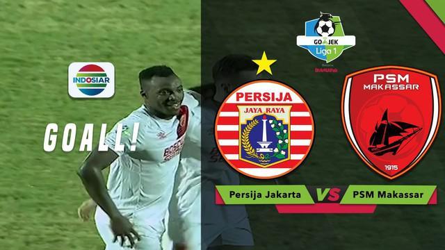 Berita video blunder kiper Persija, Andritany Ardhiyasa, yang berbuah gol untuk tim lawan PSM Makassar dalam lanjutan Gojek Liga 1 2018 bersama Bukalapak, Jumat (6/7/2018).