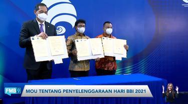 Pemerintah menetapkan hari Bangga Buatan Indonesia pada 5 Mei