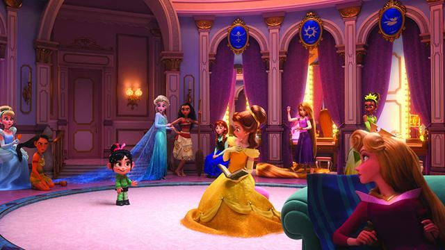 Ralph Breaks the Internet (Walt Disney Animation Studios)