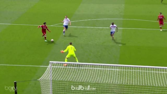Berita video highlights Premier League 2017-2018 antara Liverpool melawan Stoke City yang berakhir dengan skor 0-0. This video presented by BallBall.