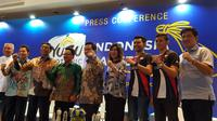 YUZU Indonesia Masters 2019 akan digelar di Malang, Jawa Timur, pada 1-6 Oktober 2019. (Bola.com/Zulfirdaus Harahap)