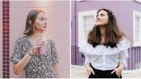 Alyssa Daguise dan Marsha Aruan. (dok. Instagram @alyssadaguise/https://www.instagram.com/p/BmcsTQWA-da/ @aruanmarsha/https://www.instagram.com/p/BvOrGPEhToa/Asnida Riani)