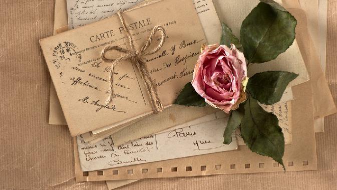 Inikah Surat Cinta Paling Romantis Sedunia Lifestyle Liputan6 Com