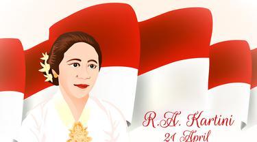Ilustrasi Hari Kartini