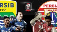 Final Piala Menpora 2021: Persib Bandung vs Persija Jakarta. (Bola.com/Dody Iryawan)