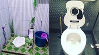 Jauh dari Kata Jorok, 6 Penampakan WC Ini Estetik Banget (sumber: Instagram/kentangpremium/tania4582)